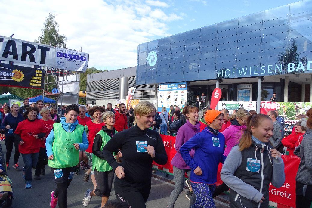 Frauenlauf 2017 Gera